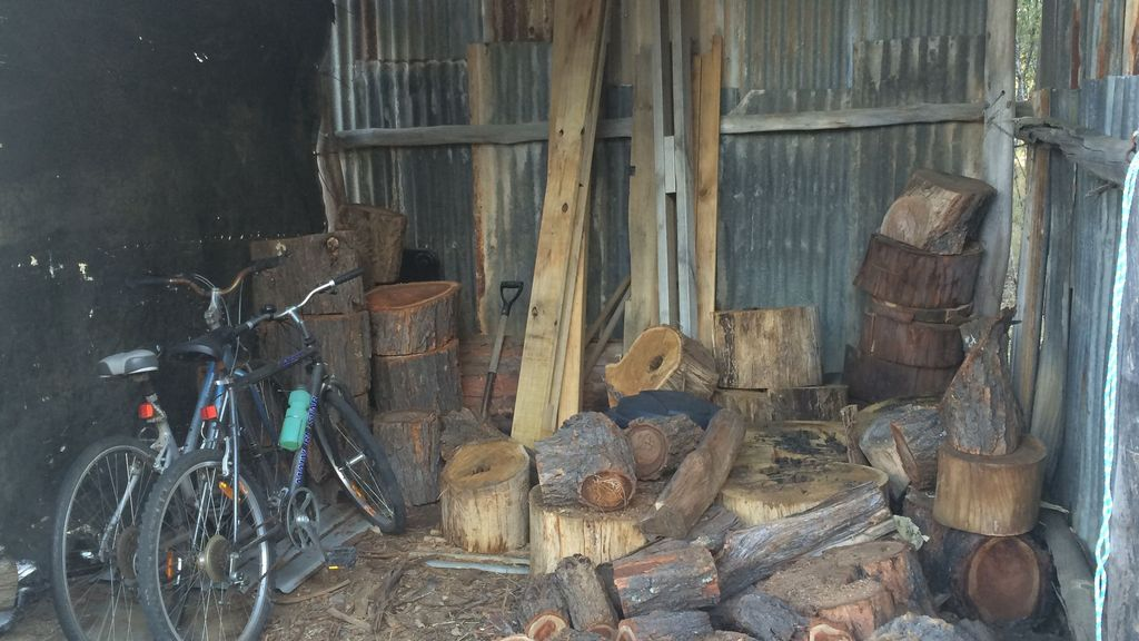 The Woodcutters Shed Hunter Valley