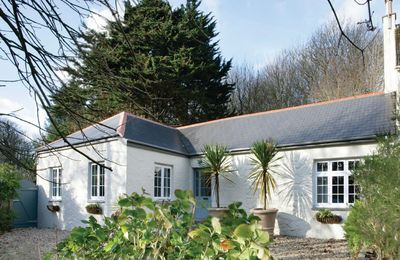 Photo for St Corantyn Cottage is a uniquely decorated property, in picturesque Cornwall countryside.