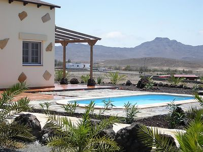 Photo for El Charco Holiday Home with Pool and WiFi