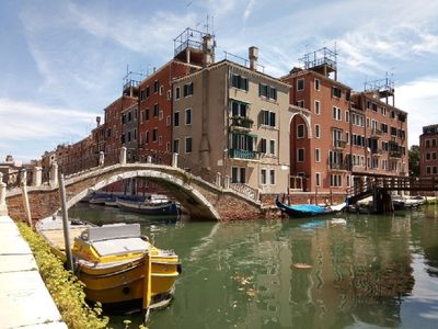 Photo for Your room in the historic center of Venice.
