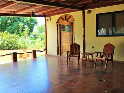 Photo for Tranquil 2 Bedroom Home 5 Minutes From Pedasi!