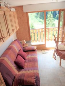 Photo for COL-IRIS-10 : Studio cabin in a quiet place