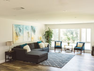 Photo for Open living space close to the beach and Disneyland