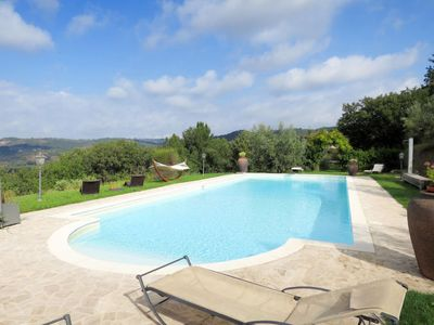 Photo for Vacation home Casale Margherita (PRR110) in Parrano - 14 persons, 5 bedrooms