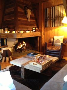 Photo for Courchevel: Charming apartment in a chalet