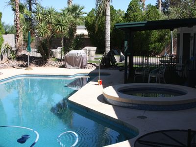 Photo for Pool, Hot Tub, RV Parking, Games, Grills, Fire Pit or visit 264505 VRBO in Flag