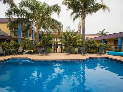 Photo for Merimbula By The Sea - Great complex with lush gardens and swimming pool