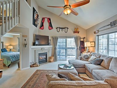Photo for Steamboat Springs Condo w/ Views & Ski Bus Access!