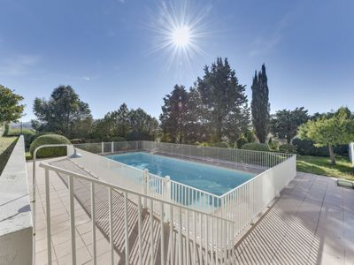 Photo for 2 bedroom Apartment, sleeps 3 in Cogolin with Pool, Air Con and WiFi