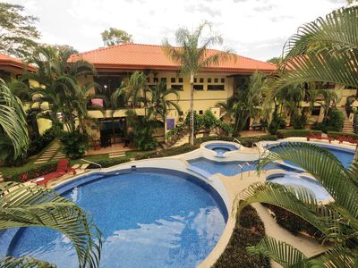 Photo for Paradise in Jaco , 2 bedroom 1 bath