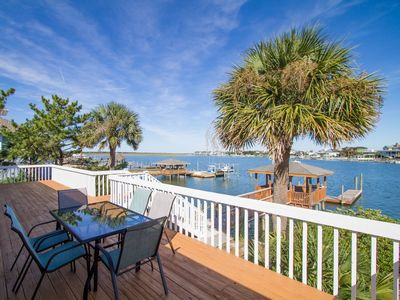 Photo for Waterfront Home on Lollipop Bay: Private Boat Dock with Deep Water Access!!