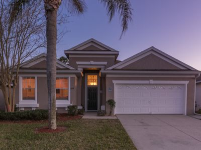 Photo for Homeway luxury listing, Private Pool, Game Room, Gated Resort, Disney 3 miles!