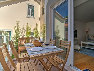 Photo for 2BR Apartment Vacation Rental in Estoril, Estoril