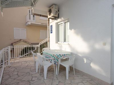 Photo for Two bedroom apartment with terrace and sea view Medići (Omiš)