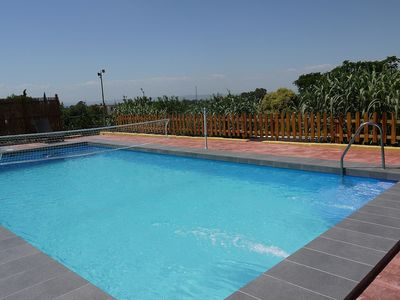 Photo for Sevilla holiday home with pool