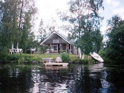 Photo for Vacation home Koivikko in Kinnula - 5 persons, 1 bedrooms