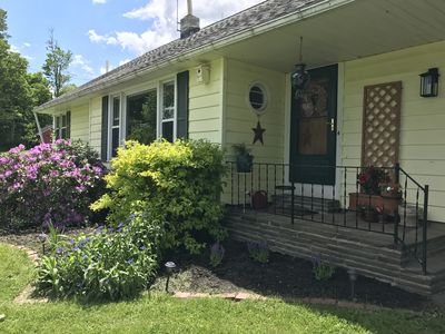 Photo for Peaceful country respite close to Oneonta and Cooperstown