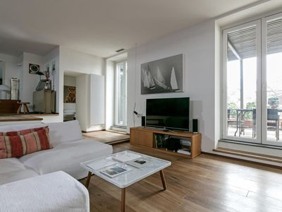 Photo for Piazza Castello - luxury 1 bedrooms serviced apartment - Travel Keys