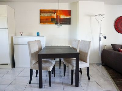 Photo for Duplex apartment with balcony in Unterraderach / Lake Constance