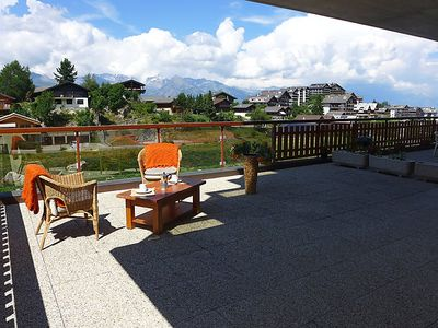 Photo for Apartment Domaine des Reines D1a in Nendaz - 4 persons, 2 bedrooms