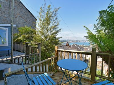Photo for Lulyn - Amazing sea views from this stylish cottage between Mousehole & Penzance