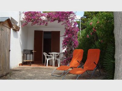 Photo for House with garden and barbecue 350m from the sea in Calafat