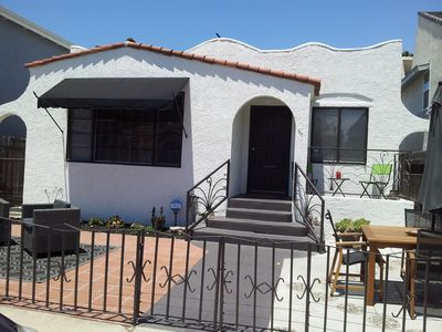 Photo for 3 Bedroom Beach House, Central A/C, SUMMER SALE!!! Newly Remodeled, Dogs OK