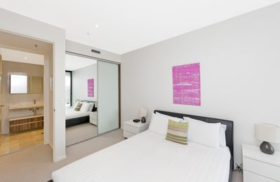 Photo for 1 Bedroom (M BS) - Beautiful, modern and luxurious new apartment complex that's found in the centre of Canberra Civic