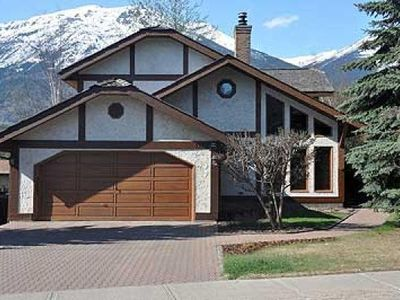 Photo for 2BR Apartment Vacation Rental in Jasper, AB