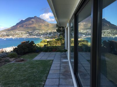 Photo for Perfect holiday house next to Cape Town, with breathtaking sea view