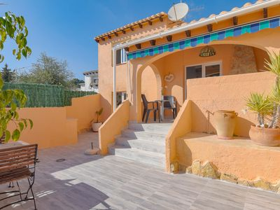 Photo for Cozy townhouse a few minutes from Moraira