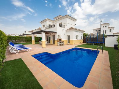 Photo for Villa Morena - A Murcia Holiday Rentals Property