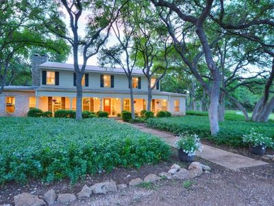Photo for BRAND NEW RENTAL!! Secluded Estate w/New Luxurious Furnishings, Linens, & Decor!