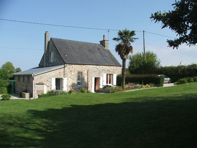 Photo for Holiday home 6 people, completely renovated, with green space and parking.