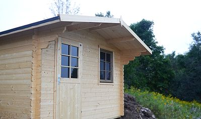 Photo for ★ Private Teacup Chalet Log Cabin |A++View|Rustic|Beautiful|Private|Glamping ★