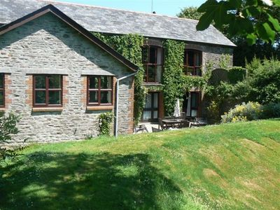 Photo for 6 Bedroom Barn conversion ,large living room,  very close to coastal footpath