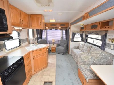 Photo for RENT OUR SPACIOUS RV in Beautiful ASHEVILLE, NC