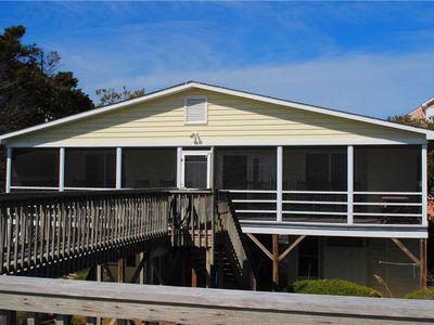 Photo for Driftwood: 5 BR / 4 BA house in Pawleys Island, Sleeps 13