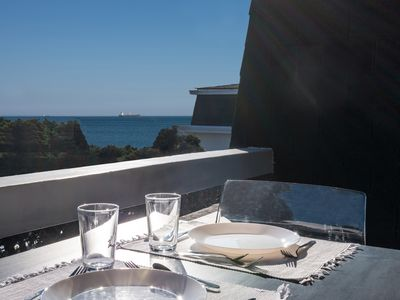 Photo for NEW apartment CASCAIS ESTORIL. SEA SHORE. 2 MINUTES AWAY FROM THE BEACH AND TRAIN