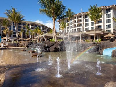 Photo for January 13-20 rental at the new Westin Nanea Ocean Villas will go fast!