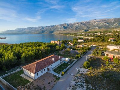 Photo for Vacation home Velebit in Rovanjska - 10 persons, 4 bedrooms