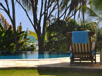 Photo for - Casa Helicônia - A cozy house in one of the most beautiful beaches of Bahia!