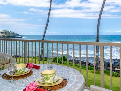 Photo for Oceanfront, One bedroom, One Bath, Renovated 2013, Free Wi-Fi,