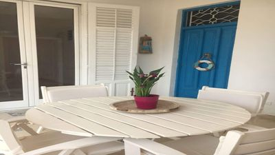 Photo for CalaLuna holiday home a stone's throw from the beach