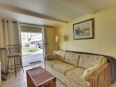 Photo for Ocean Colony 16 Efficiency - so CUTE! Everything is perfect in this little 1 br condo. Just steps...