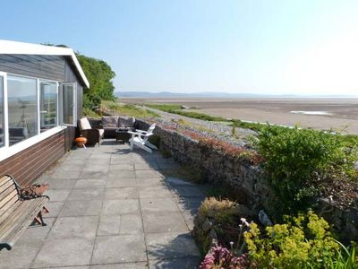 Photo for DRIFTWOOD COTTAGE, pet friendly, with open fire in Bardsea, Ref 26010