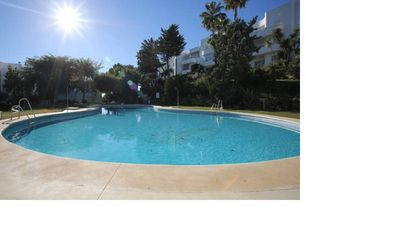 Photo for Lovely apartment. Very close to Estepona Golf. Stunning views and so peaceful.
