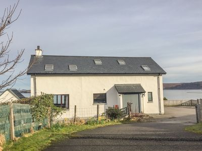 Photo for COAST HOUSE, pet friendly, with open fire in Laide, Ref 947363