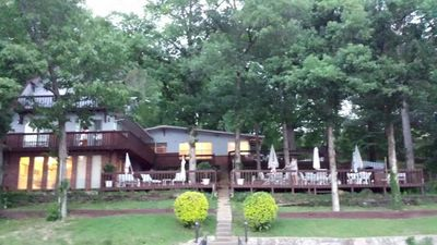 Photo for Spacious Large Family Lake Home For Rent
