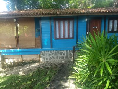 Photo for House in a quiet area and close to the best beaches in the south of Ilhabela